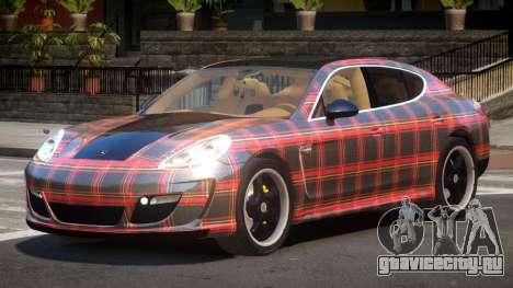 Porsche Panamera ML PJ5 для GTA 4