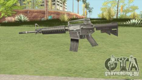 M4 LQ (GTA Vice City) для GTA San Andreas