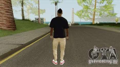 James Harden для GTA San Andreas