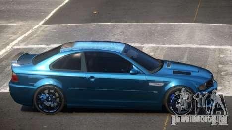 BMW M3 E46 S-Tuning для GTA 4