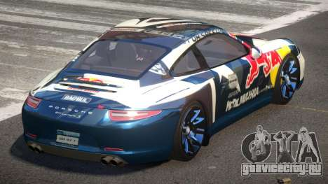 Porsche 911 LR PJ6 для GTA 4
