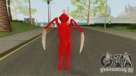 Po (SlendyTubbies 3) для GTA San Andreas