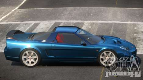 Honda NSX-R LT для GTA 4