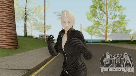 Nina Williams V1 (Tekken) для GTA San Andreas