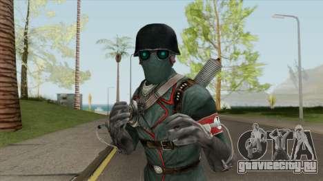 Veil Assassin (Wolfenstein) для GTA San Andreas