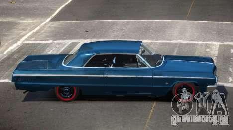 Chevrolet Impala SR Old для GTA 4