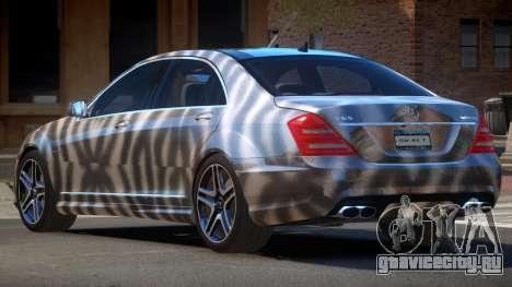Mercedes-Benz S65 ES PJ4 для GTA 4
