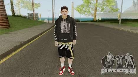 Tom Holland для GTA San Andreas