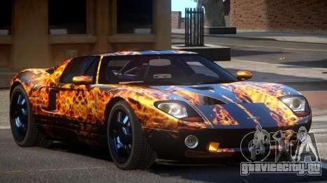 Ford GT S-Tuned PJ1 для GTA 4