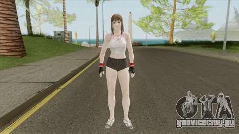 Hot Hitomi (Sport Edition) для GTA San Andreas