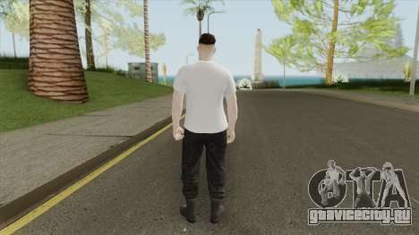 Random Skin 23 (GTA Online) для GTA San Andreas