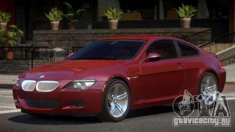 BMW M6 F12 TDI для GTA 4