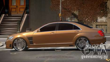 Mercedes Benz SV12 B-Style для GTA 4