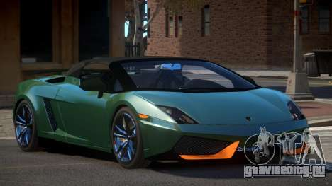 Lamborghini Gallardo CDI для GTA 4