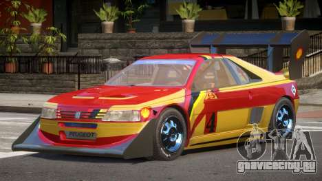 Peugeot 405 R-Tuning для GTA 4