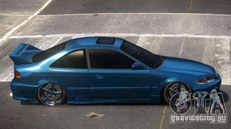 Honda Civic D-Tuned для GTA 4
