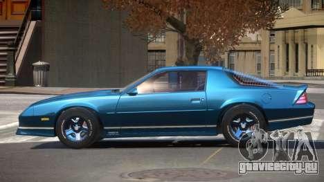 Chevrolet Camaro IR для GTA 4