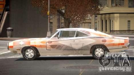 Dodge Charger 440 PJ1 для GTA 4
