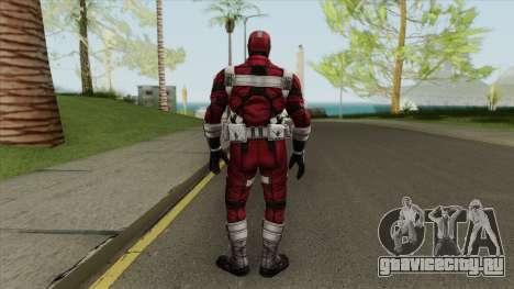 Red Guardian (Black Widow Movie) для GTA San Andreas