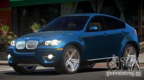 BMW X6 E-Style для GTA 4