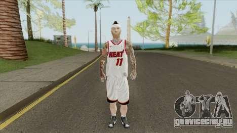 James Harden (Houston Rockets) для GTA San Andreas