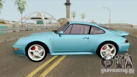 Porsche 911 (993) Turbo 1997 для GTA San Andreas
