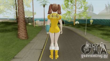 Diane Giantess Version (The Seven Deadly Sins) для GTA San Andreas