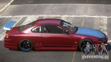 Nissan Silvia S15 D-Tuned для GTA 4