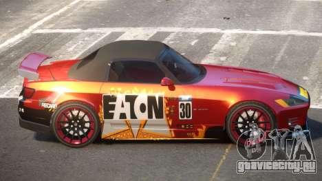 Honda S2000 GEN PJ5 для GTA 4