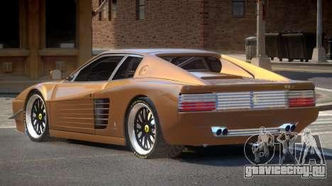 Ferrari 512 RLS для GTA 4