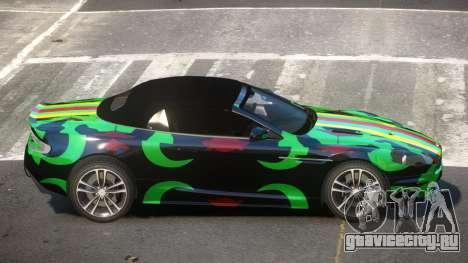 Aston Martin DBS LT PJ5 для GTA 4