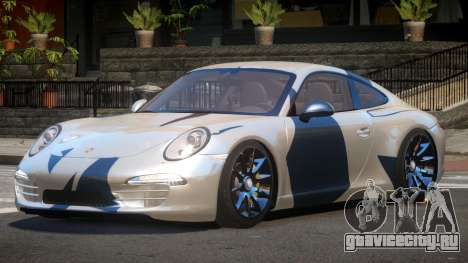 Porsche 911 LR PJ3 для GTA 4