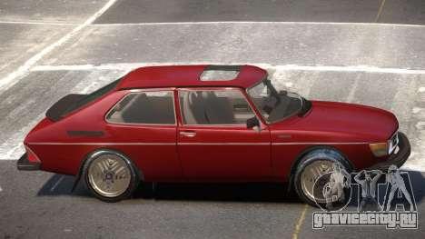 1980 Saab 99 Turbo для GTA 4