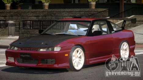 Nissan Silvia S14 D-Tuned для GTA 4