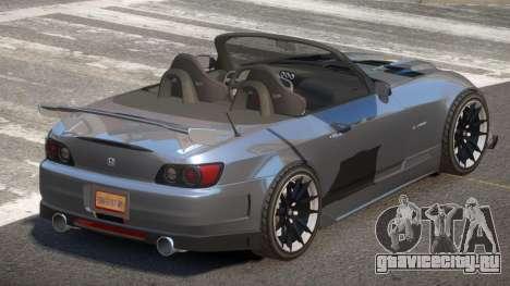 Honda S2000 D-Style PJ2 для GTA 4
