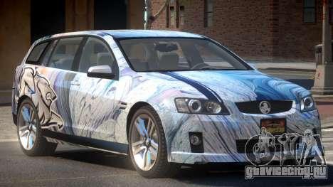Holden VE Commodore RT PJ2 для GTA 4