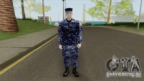 US Navy Soldier для GTA San Andreas