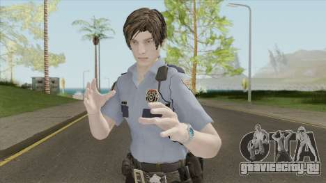 Leon S Kennedy (RE2: Remake) для GTA San Andreas