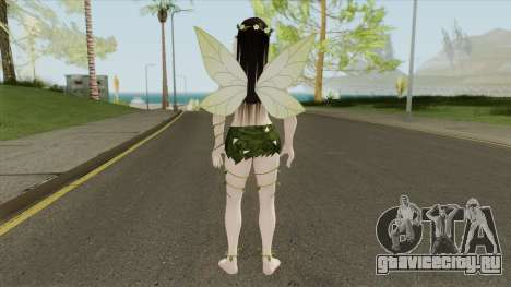Hot Kokoro Summertime V1 (Jungle Version) для GTA San Andreas