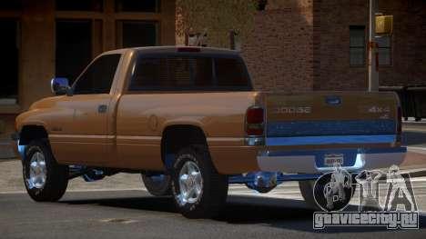 Dodge Ram 2500 Old для GTA 4