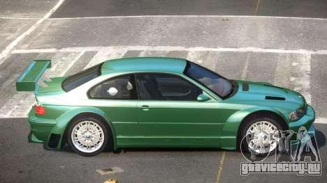 BMW E46 M3 R-Tuning для GTA 4