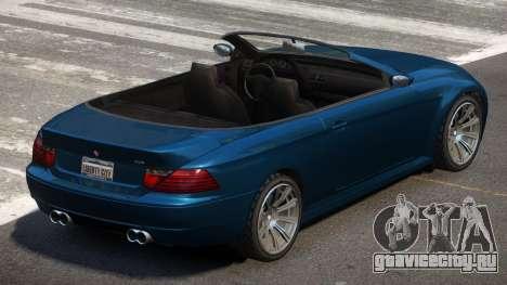 Ubermacht Zion Cabrio для GTA 4