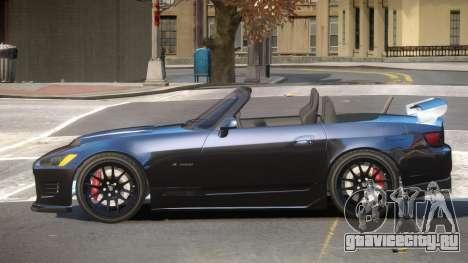 Honda S2000 D-Style для GTA 4