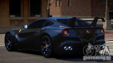 Ferrari F12 GT-S для GTA 4