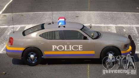 Dodge Charger City Police для GTA 4