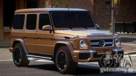 Mercedes Benz G65 B-Style для GTA 4