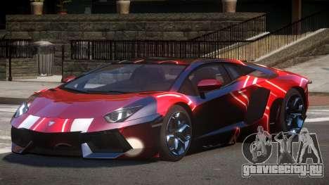 Lambo Aventador LP700-4 TDI PJ2 для GTA 4