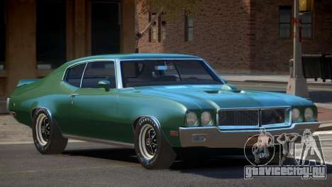 Buick GSX R-Tuned для GTA 4