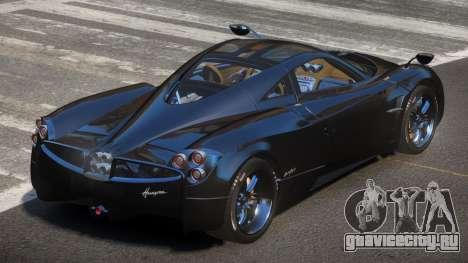 Pagani Huayra R-Tuned для GTA 4