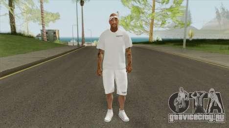 2Pac (HQ) для GTA San Andreas